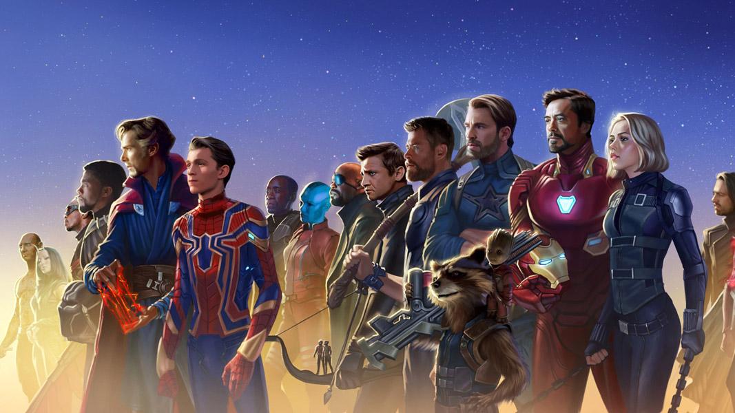 Avengers big